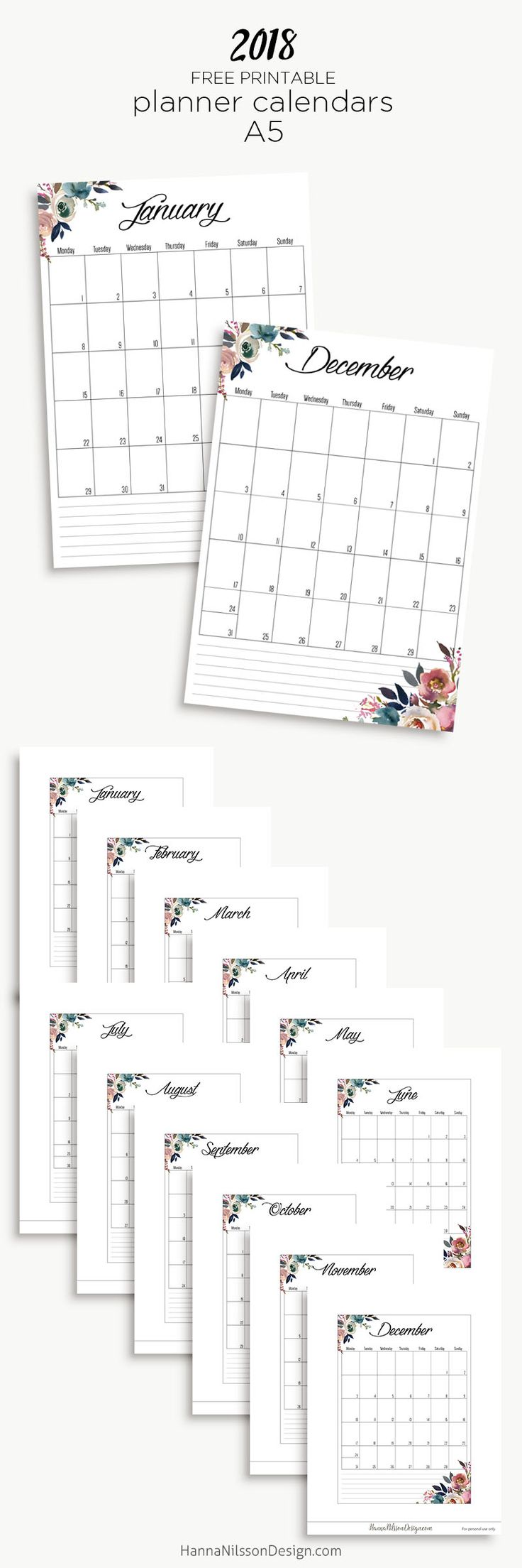 printable 12 month calendar yearly calendar template weekly calendar