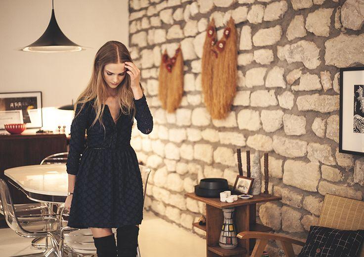 On adore cette robe ! La tenue idéale pour un Premier rendez-vous ...