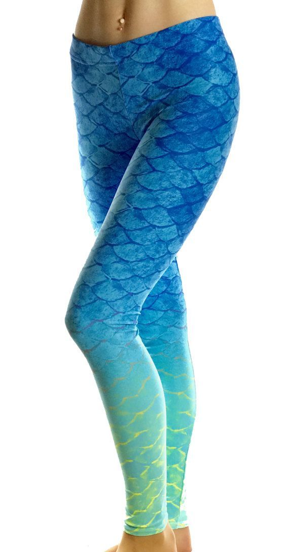 7898824a3209f7 what to wear with mermaid leggings 50+ best outfits | college ...