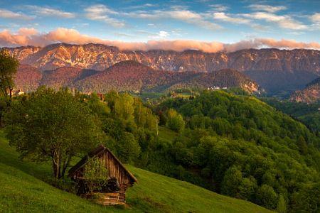 Sunrise dream by Lazar Ovidiu