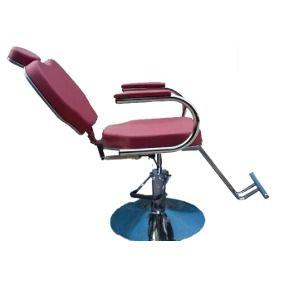 Poltrona Cadeira Hidrau Reclinavel Agata-moveis Salao Beleza