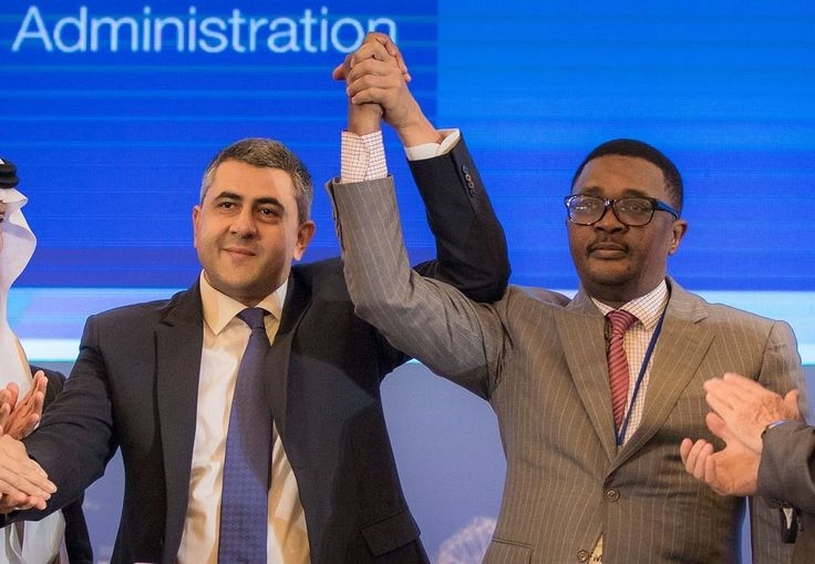 Zurab Pololikashvili Appointed as UNWTO Secretary General for 2018-2021.