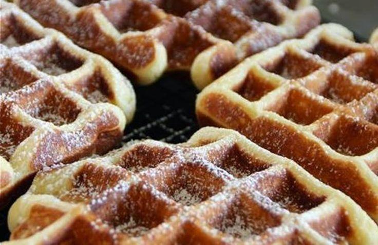 K.USTA Y.TARİFLERİ: Diyet Waffle Tarifi