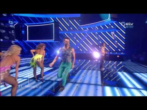 11.Hungary. Zoli Adok - Dance With Me HD - YouTube