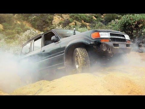 Breaking in the 1993 #Toyota #LandCruiser! Cheap Truck Challenge Part 1 [Dirt Every Day Episode 5]