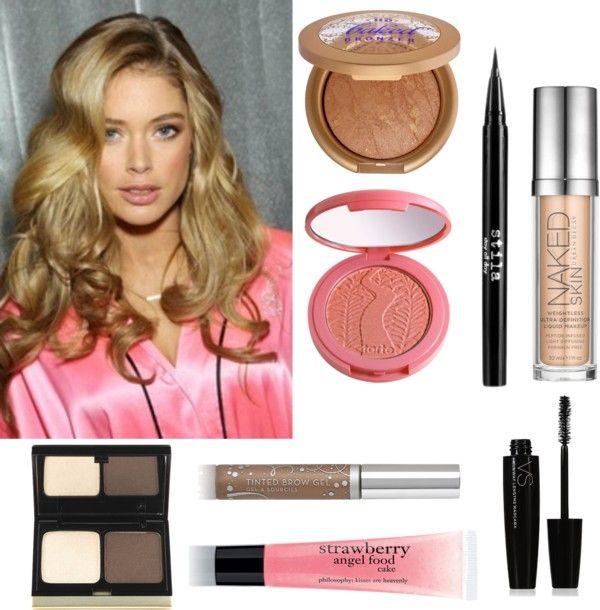"""Victoria's Secret makeup"" by alexisierra on Polyvore"