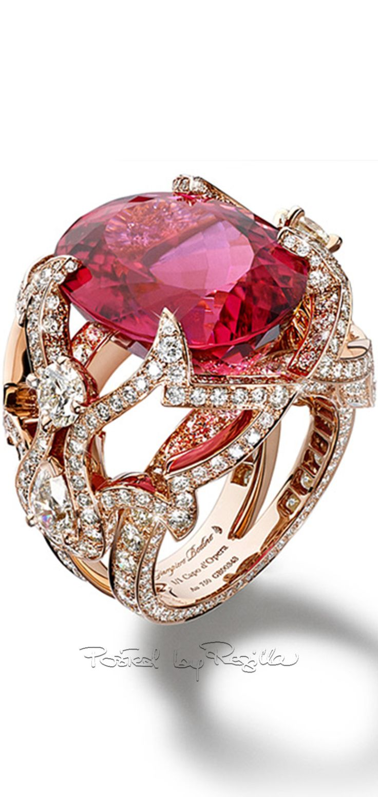 Rosamaria G Frangini | High Red Jewellery | l Regilla ⚜ Una Fiorentina in California