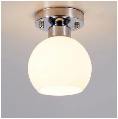Moderne minimalistische led enkele kop plafond verlichting hal trap gang gangpad slaapkamer lichten(China (Mainland))
