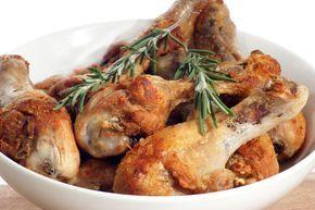 Recetas Fáciles: Muslitos de pollo en la olla express