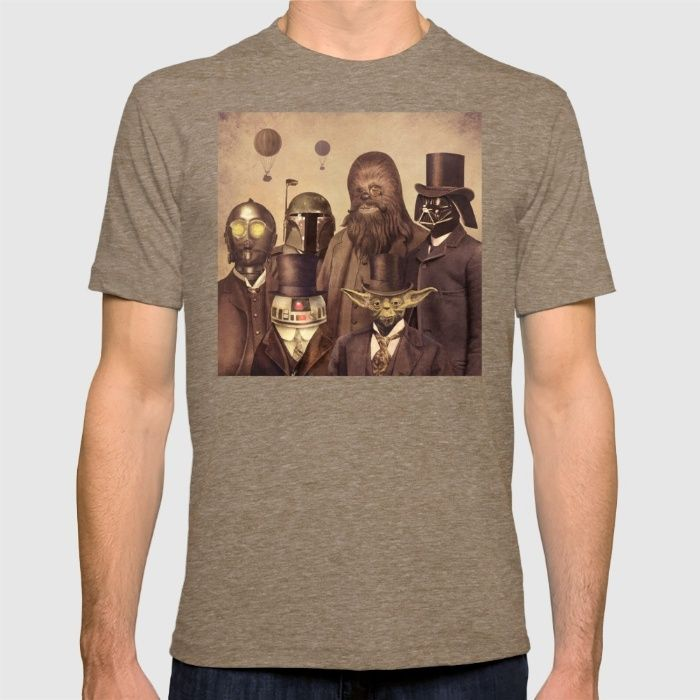 Victorian Wars  T-shirt by Terry Fan on society6
