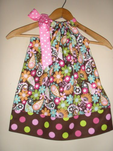 I just love Pillowcase Dresses!  On Babies and on Toddlers that is… I am not too sure my 16 year old or 19 year old would look nearly as cute as my 12 week old in one of these.  But I know my…