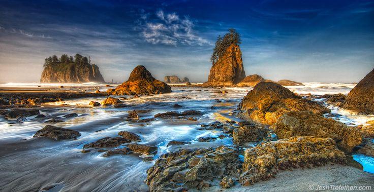 La Push , Washington: Adventure Awaits, Interesting Photos, Second Beaches, Dawn O'Port, La Push, Places I D, Tide, West Coast, Exploring Washington