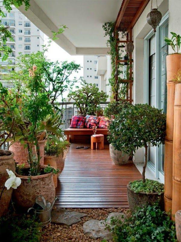 Guia de jardin: 20 imágenes inspiradoras para disfrutar del balcón en primavera