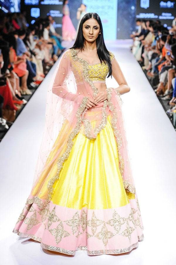 Anushree Reddy | Lakme Fashion Week 2015