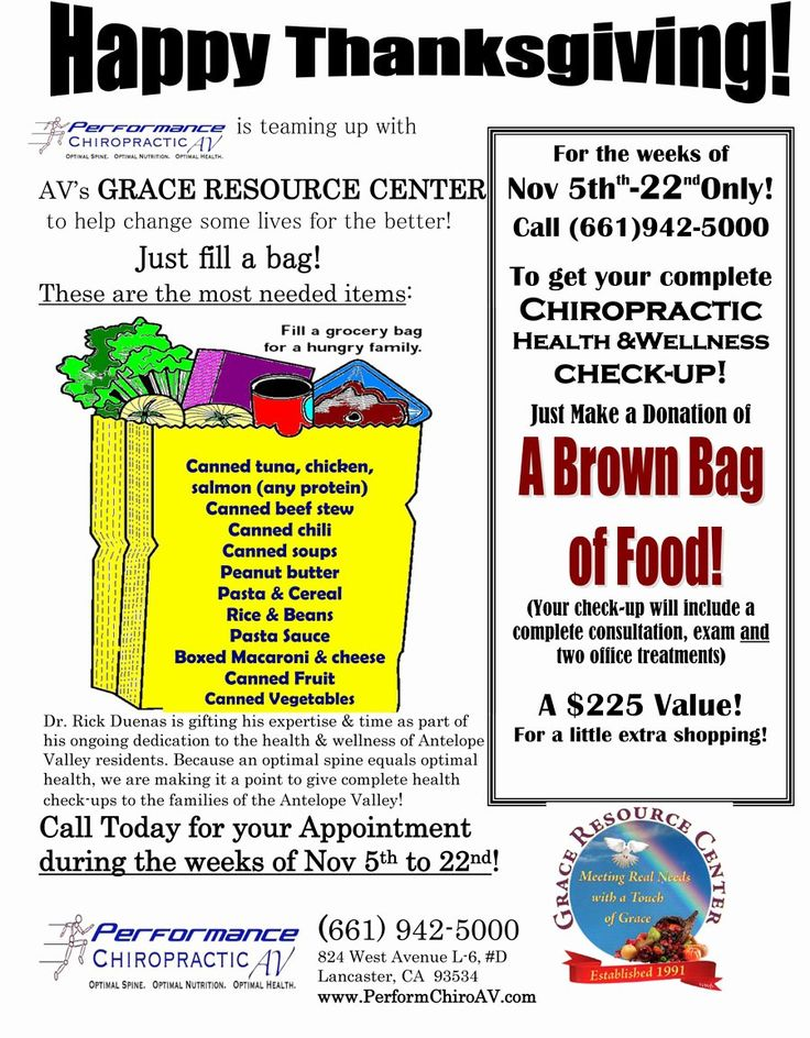 Thanksgiving Food Drive Flyer Lovely Thanksgiving Food
