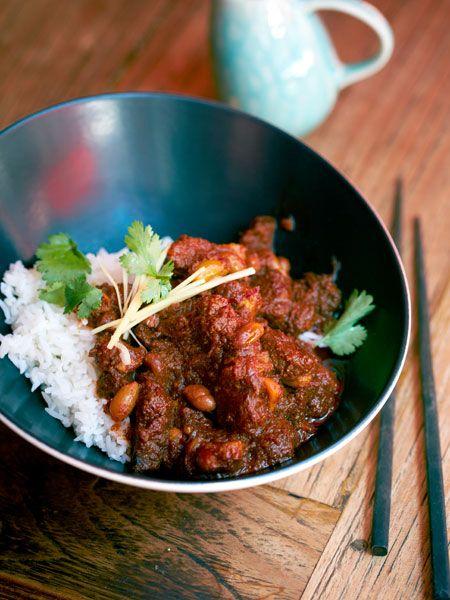 Heo Ca Ri - Curry mit geschmortem Schweinefleisch