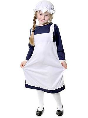 Childrens #girls poor #victorian girl new fancy #dress costume childs kids outfit,  View more on the LINK: http://www.zeppy.io/product/gb/2/201542985475/
