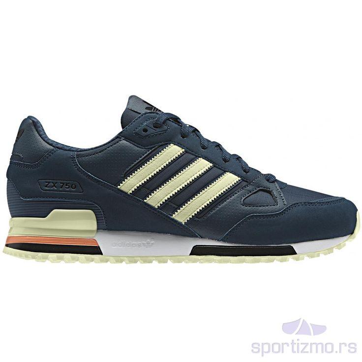 adidas shoes for men blue zx 750 cena srbija sport 617843
