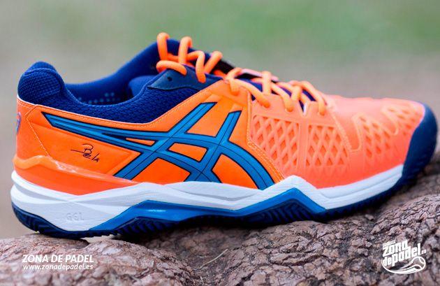 Zapatillas de Pádel Asics Gel Bela 5 2016  #review #asics #padel #Belasteguin