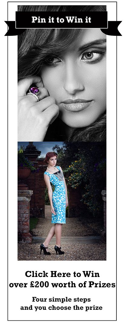 Pin it to Win it Competition - Grey : London Fashion Photography