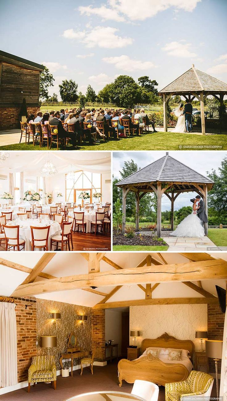 If you're looking for countryside wedding venues in Leicestershire, then the stunning Mythe Barn is certainly a setting to consider.