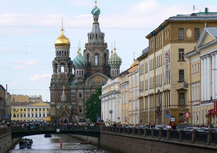 PRETTY. St. Petersburg is a coherent and carefully planned city, and the value of its individual buildings is best appreciated when you take a step back and view the ensemble to which the buildings contribute.