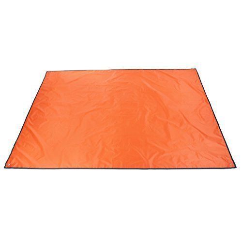 OUTAD Tapis de Sol / Bâche de Tente Étanche Pour Camping Randonnée ou Pique-nique (150 / 180 / 240 × 220 CM): Bonne Résistance à…