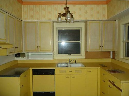 vintage-steel-kitchen cabinets