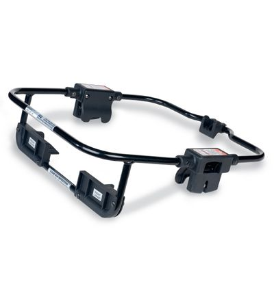 Britax infant car seat adapter - $50. Compatible with car seats from most major manufacturers.