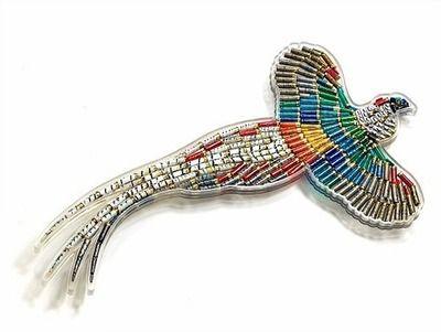 Pheasant shotgun shell art                              …