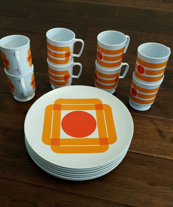148 Best Melamine Dinnerware Images On Pinterest