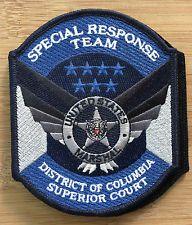US Marshals Service - DC Superior Court SRT Team
