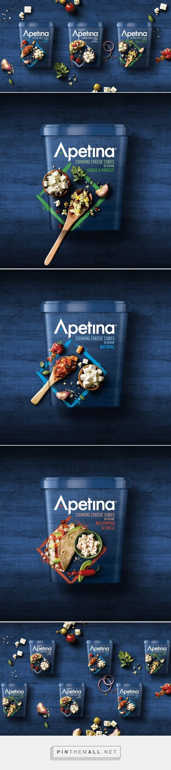 Apetina Redesign - Packaging of the World - Creative Package Design Gallery - http://www.packagingoftheworld.com/2017/06/apetina-redesign.html - created via https://pinthemall.net