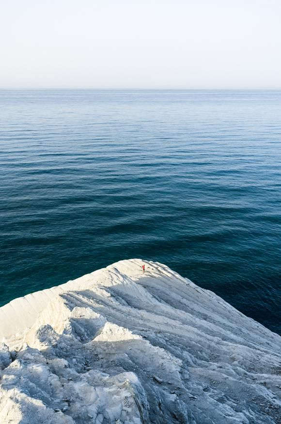 """Scala dei Turchi, Sicily, Italy. """"Best of the World"""" National Geographic TRAVELER cover photo, © 2015 NUCCIO ZICARI, All Rights Reserved."""