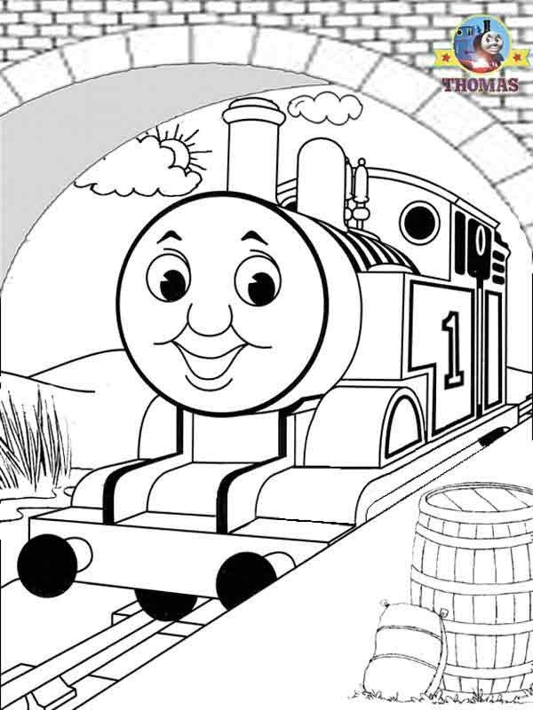 Coloring Pages Of Children Thomas Coloring Pages For Kids Coloring Home  Unicorn Coloring Pages, Kids Coloring Books, Coloring Pages For Boys