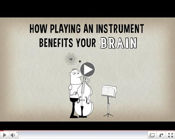 how playing an instrument benefits your brain transcript
