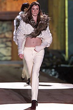 long wallet chain Roberto Cavalli Fall 2001 Ready-to-Wear - Collection - Gallery - Style.com