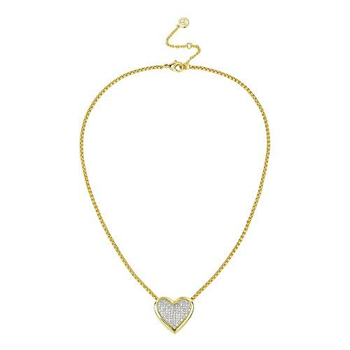 Micro Pave Cubic Zirconia Heart Pendant Necklace (Gold To... https://www.amazon.com/dp/B01M0QM4X4/ref=cm_sw_r_pi_dp_x_y2M.xbHP2AG21