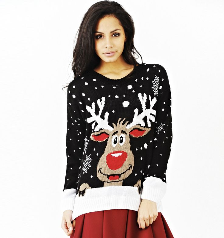 Get the latest rudolph reindeer  christmas sweater for your party.   Ugly sweater for the Christmas party! Collection of Christmas santa sweaters and Xmas jumpers for both men and women for the ugly sweater party day At uglychristmassweatersale.com  Ugly Christmas sweater, Christmas sweater, party costume, diy Christmas, tacky, funny, cheap ugly sweater