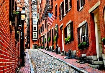 beacon hill, boston going here in April too!!