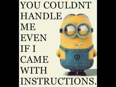 Funny Minion Love Saying And Quotes, Minions In Love