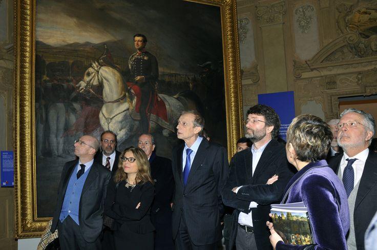 Inaugurazione nuova Galleria Sabauda/Torino