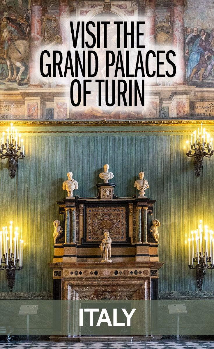 The palaces in Turin where built by the House of Savoy from the 15th century onwards. There are lots of things to see in Turin but one of the highlights of this Italian city are the palaces. Here are my tips on what you'll find at the Royal Palace of Turin and the others in the city.