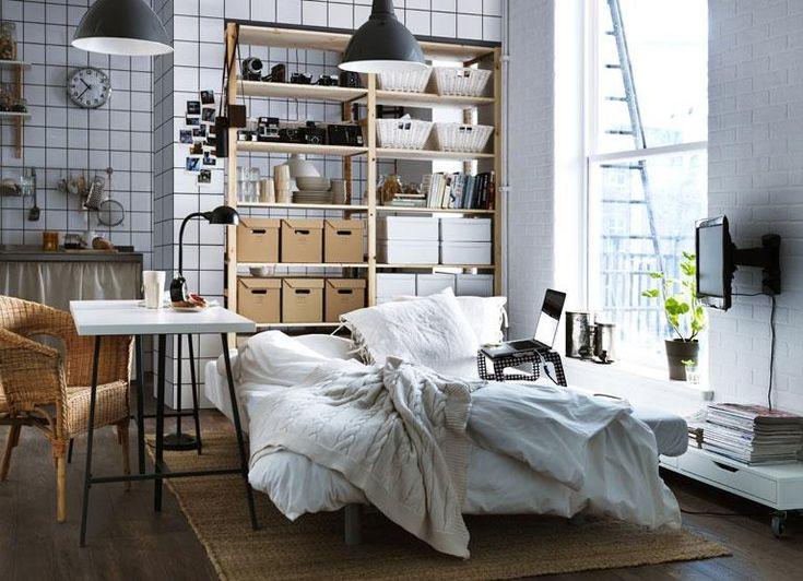 Ikea Katalog 2012   Ideen Für Kleine Wohnungen: Flexible Möbel Mit Mehreren  Funktionen