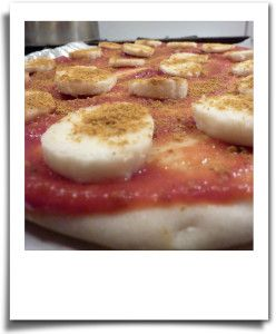 Banana-Curry Pizza – A Swedish Favorite Interesting...i want to try it