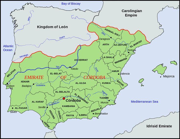 The Emirate of Córdoba