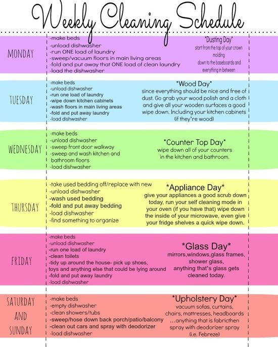 64 best images about To print on Pinterest - sample schedules