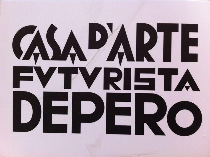 Casa d'Arte Futurista Fortunato Depero - Rovereto