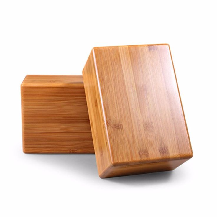 Bamboo Yoga Block //Price: $70.74 & FREE Shipping //     #strong #eatclean