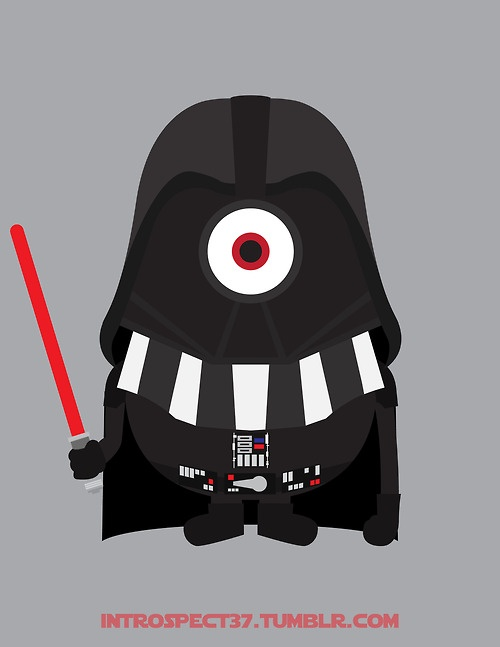 join the dark side, we have minions. By Kevin Magic Lam.